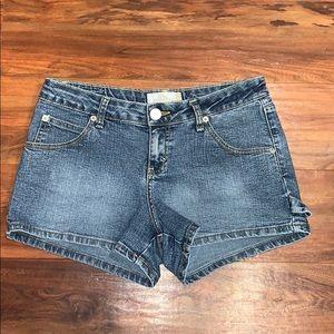 90's cargo jean shorts Jordache 9/10